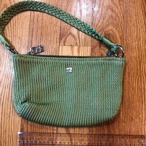 Lina shoulder crocheted hobo bag